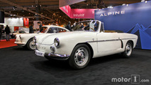 Alpine au Salon Rétromobile 2017