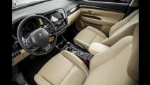 Novo Mitsubishi Outlander 2016 estreia motor a diesel por R$ 173.990