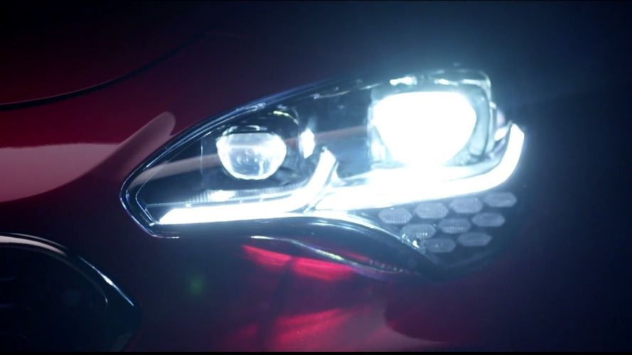 2018 Kia GT teaser reveals turbo heart and side vents