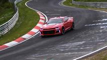 2017 Chevrolet Camaro ZL1 Nurburgring lap
