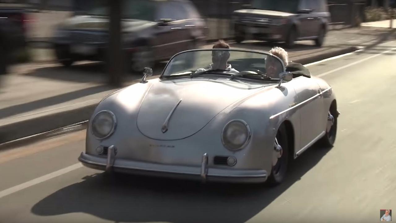 1957 Porsche Speedster replica - Jay Leno's Garage