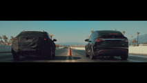 Faraday Future drag yarışı teaser