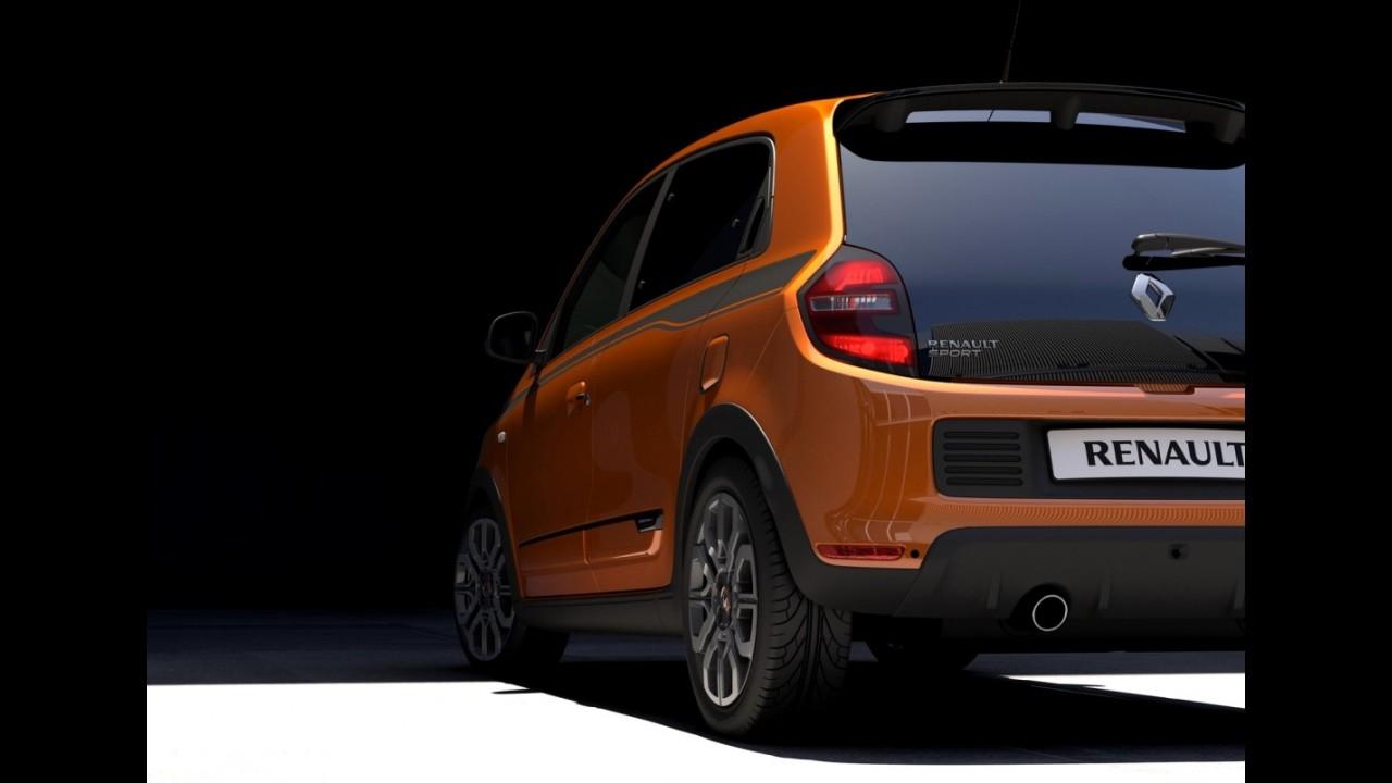 Renault Twingo GT: visual esportivo e motor 0.9 turbo de 110 cv
