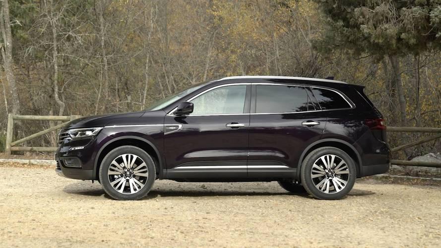 ¿Qué coche comprar? Renault Koleos 2018