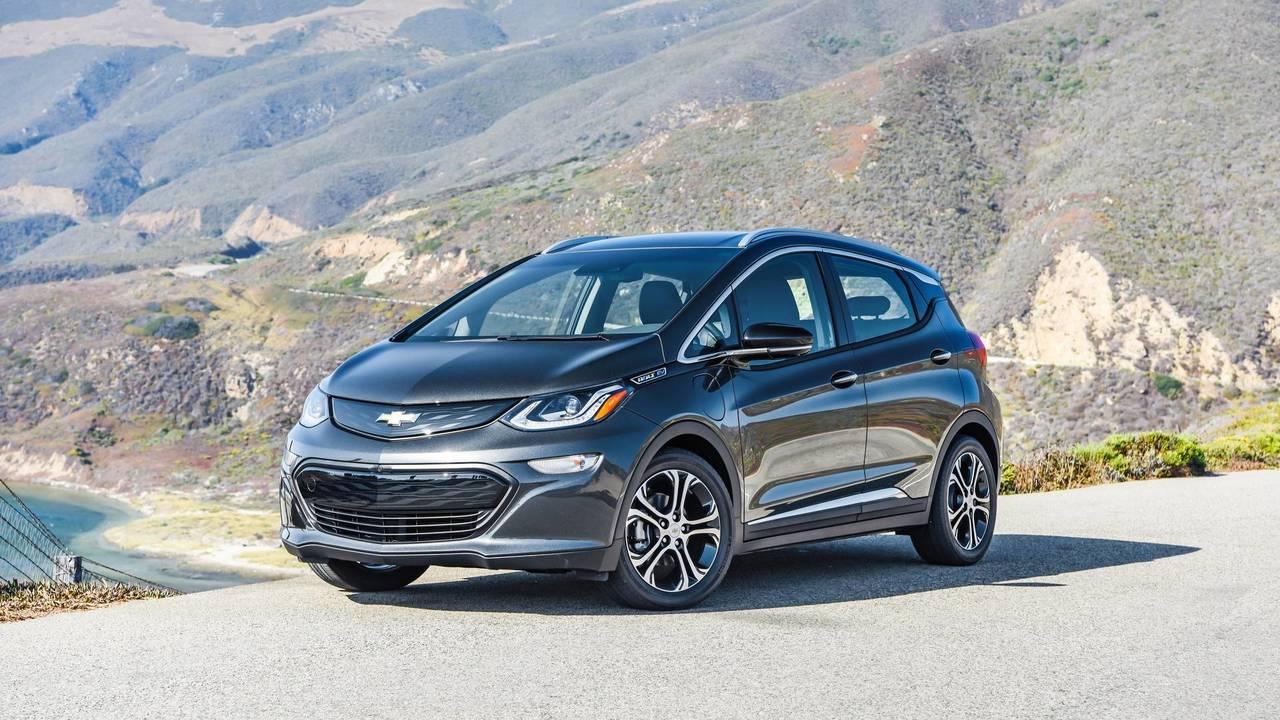 4. Elektrikli Chevrolet Bolt