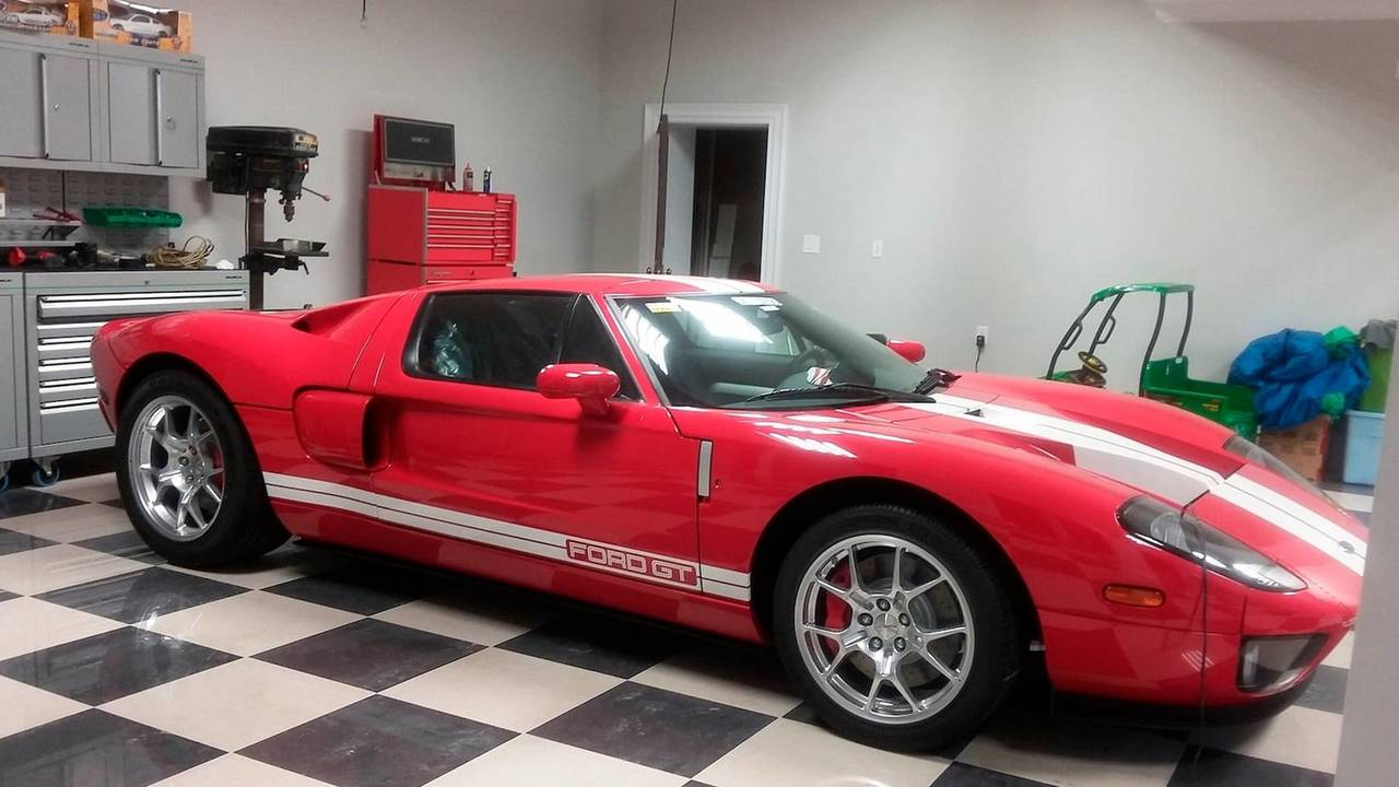 2005 Ford GT Auction