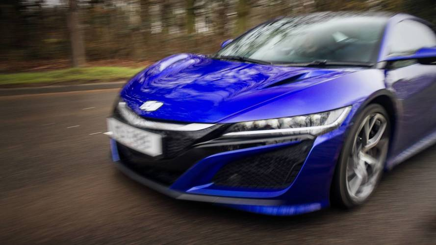 2017 honda nsx first drive an icon reborn. Black Bedroom Furniture Sets. Home Design Ideas