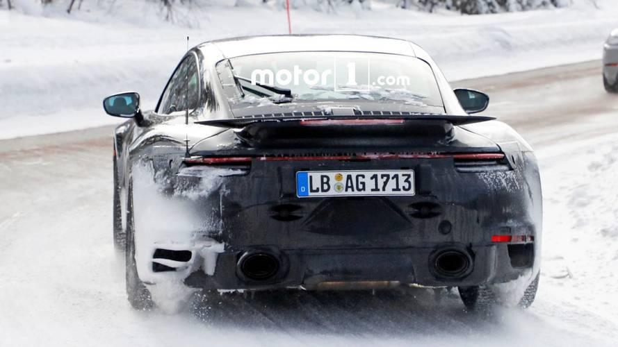 Est-ce le prototype de la future Porsche 911 GT3 ?
