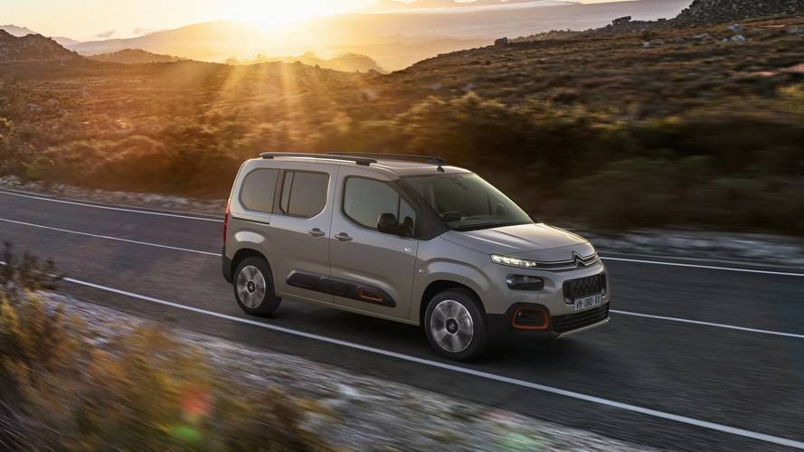 Novo Citroën Berlingo traz estilo ao seu segmento
