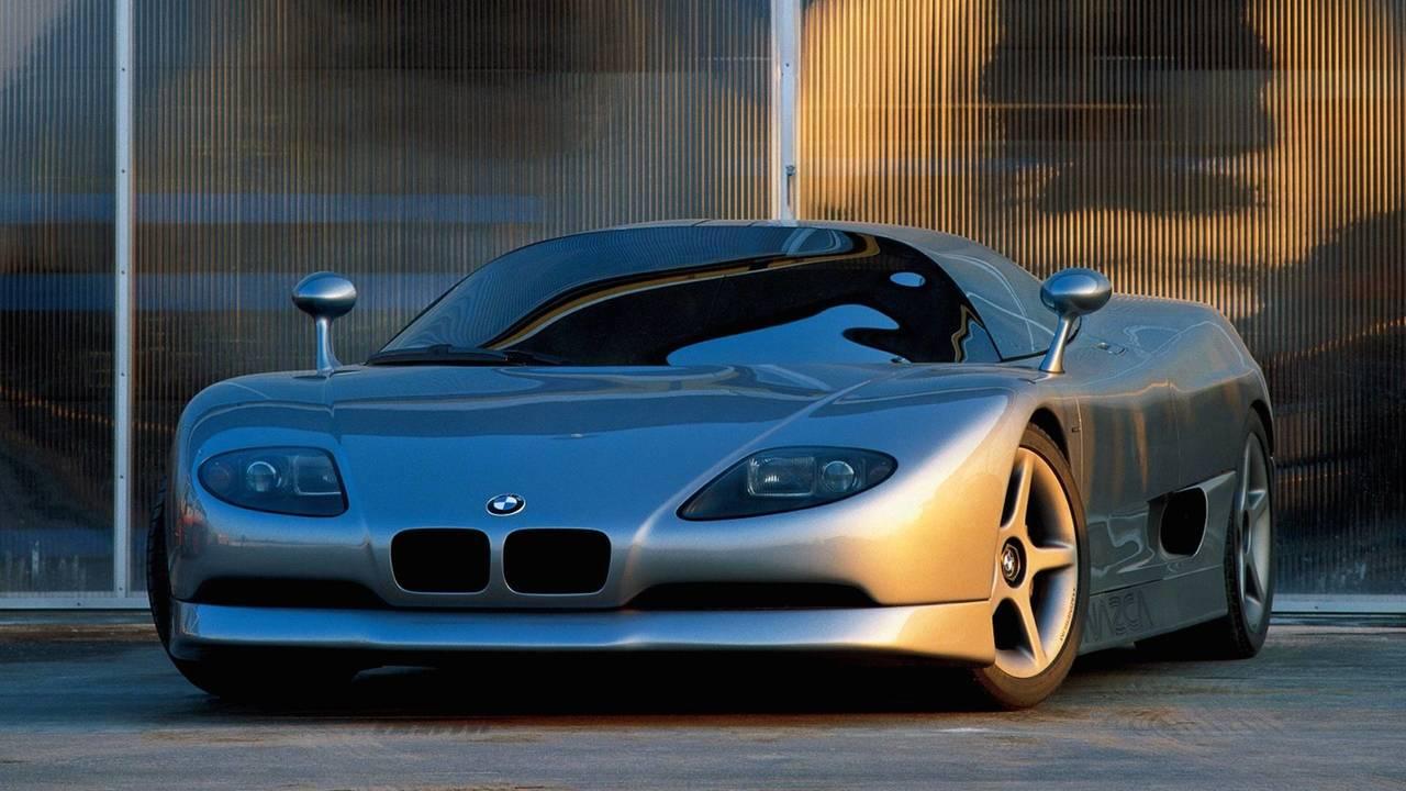 1991 - BMW Nazca C2