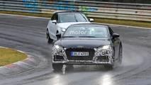 Fotos espía del Audi TT 2019