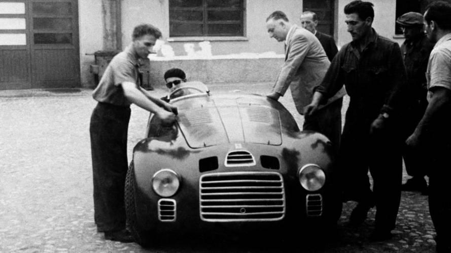 Ferrari's Prancing Horse
