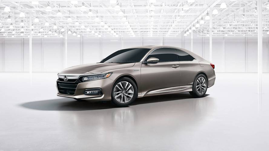 Honda Accord Wagon / Coupe Render