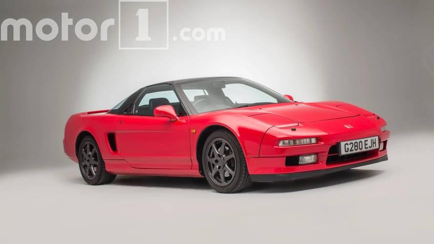 Clásicos legendarios: Honda NSX, el superdeportivo que ganó a Ferrari