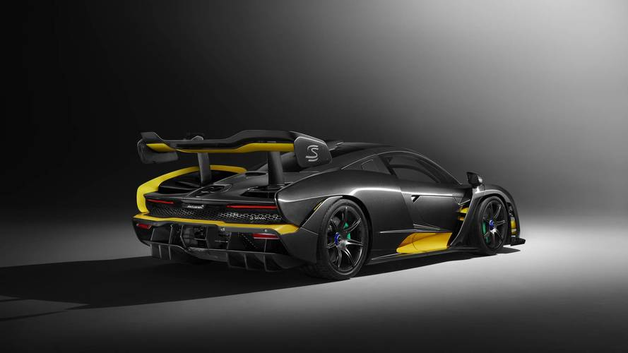 This fully kitted Senna will cost you over £1m