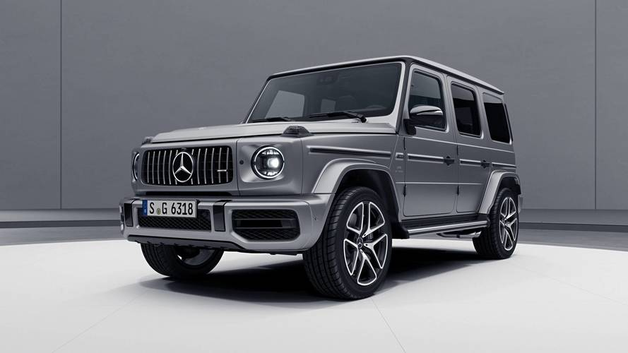 2019 Mercedes-AMG G63 Night Package Ticks All The Right Boxes