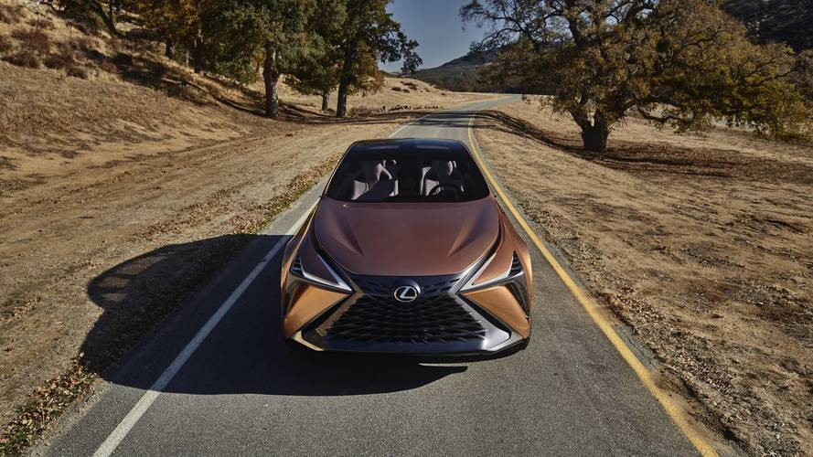 Lexus LF-1 Limitless concept previews new flagship model
