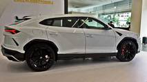 Lamborghini Urus video exposición