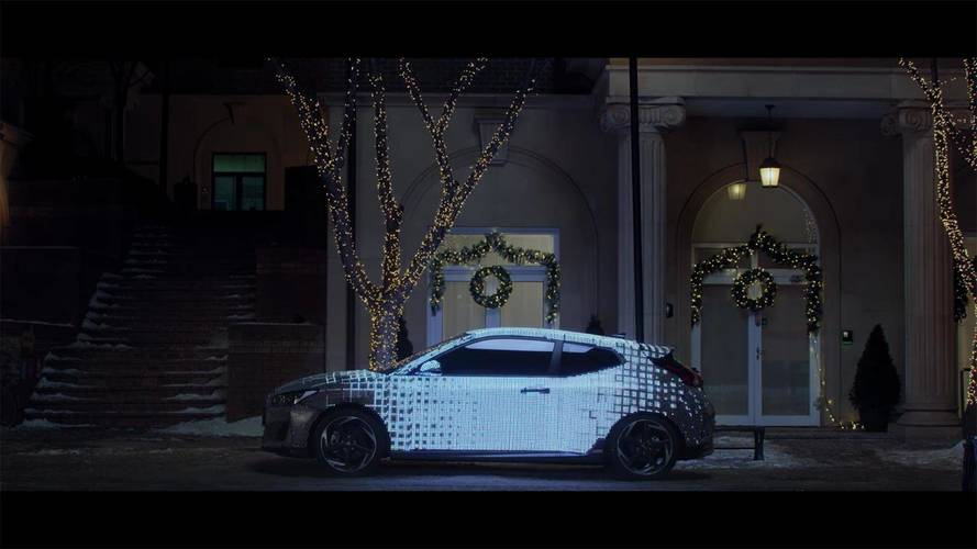 Teaser Hyundai Veloster 2018