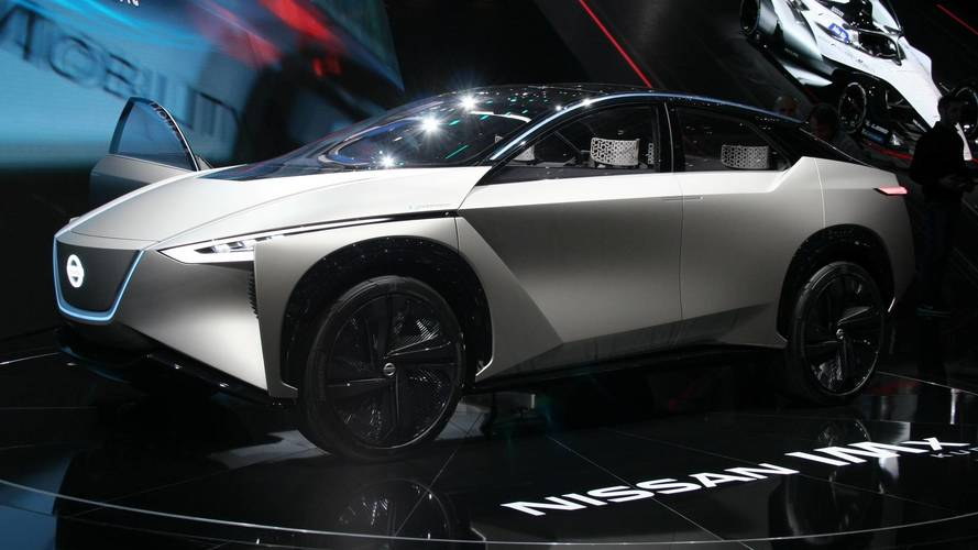 Nissan To Launch 8 BEVs By 2022, Targets 1M Electrified Annual Sales