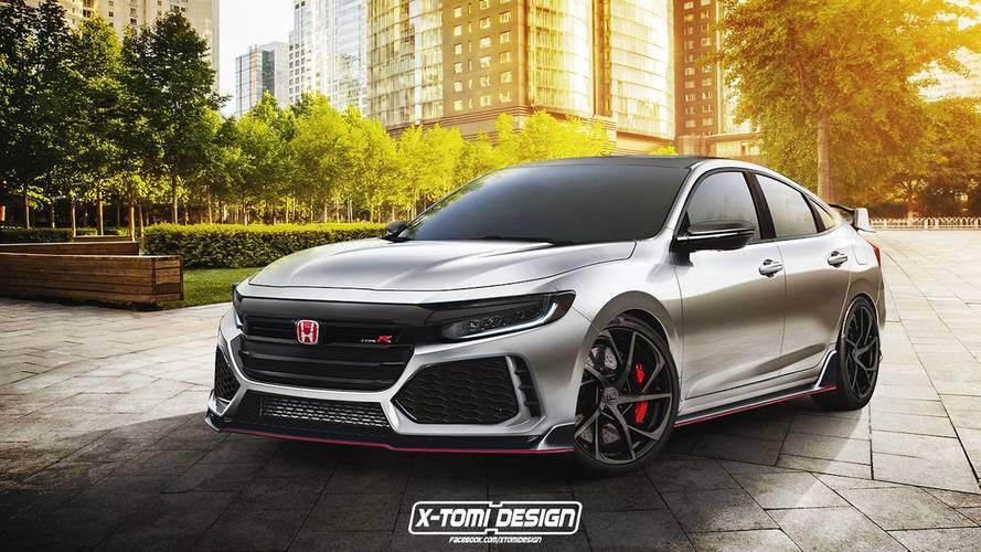 Honda Insight Type R, asla gerçekleşmeyecek bir hayal