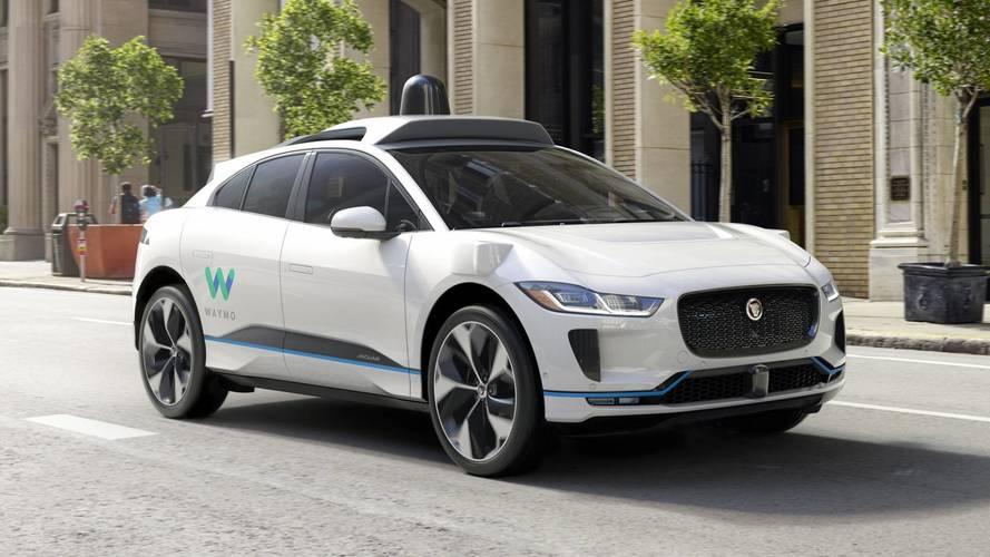 Jaguar Land Rover con Waymo per la I-Pace a guida autonoma