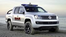 2008 VW Pickup Concept