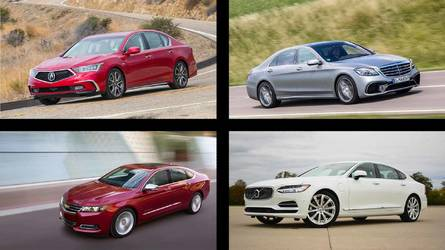 7 Good Reasons To Buy These 7 Full-Size Sedans