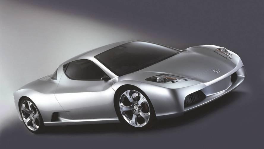 2003 Honda HSC concept