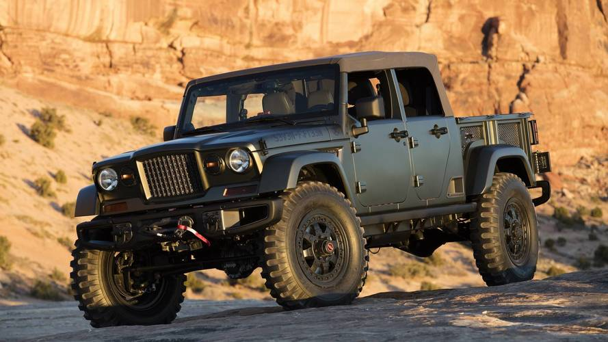 2019 Jeep Scrambler Pickup Truck Getting Removable Soft Top