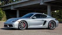 4. Porsche 718 Cayman S / Boxster S - 350 ch, 420 Nm