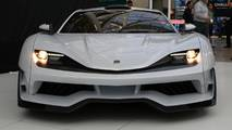 Aria Group FXE - Los Angeles Otomobil Fuarı