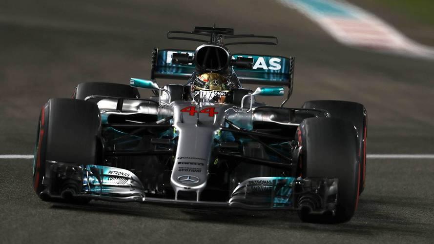 Autosport ödülleri: Yılın yarış aracı yine Mercedes