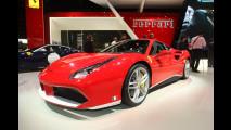 Ferrari al Salone di Parigi 2016