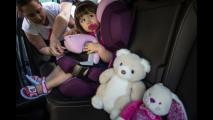 Viaggi coi bambini in auto, cosa bisogna sapere