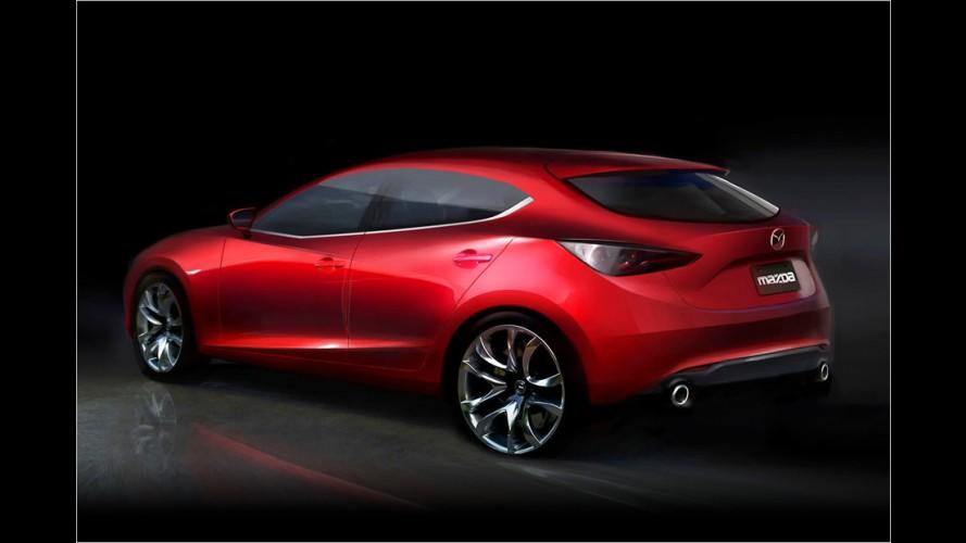 Mazda baut den