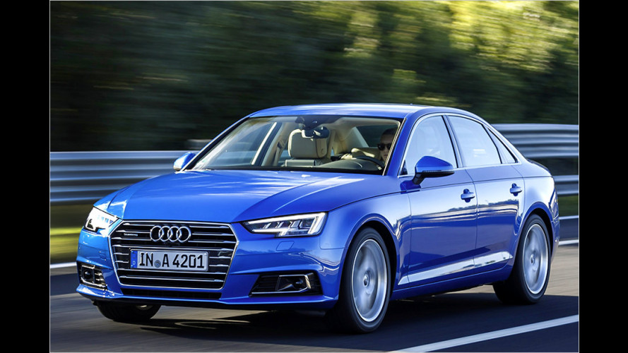 Audi rüstet nach