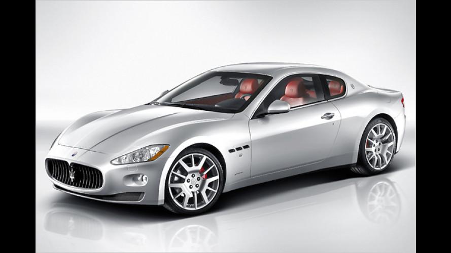Schärfer, schöner, stärker: Der neue Maserati GranTurismo