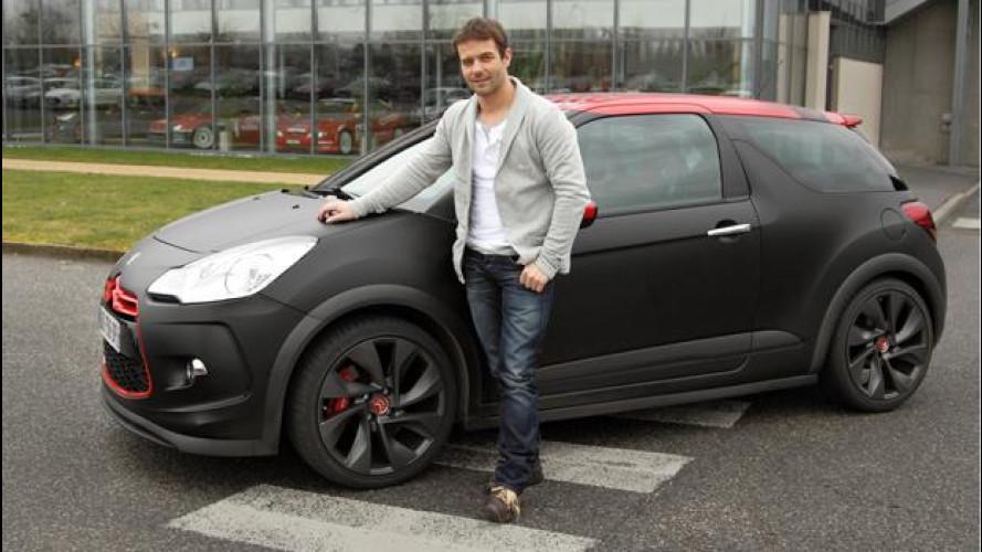 Citroen DS3 Racing S. Loeb, in vendita in Italia l'unico esemplare