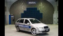 Skoda Fabia Wagon H4V