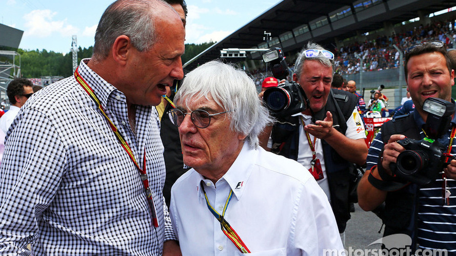 F1 could boost revenues in post-Ecclestone era - Dennis