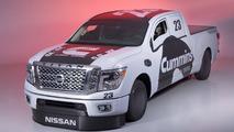 Nissan Titan XD Triple Nickel unveiled