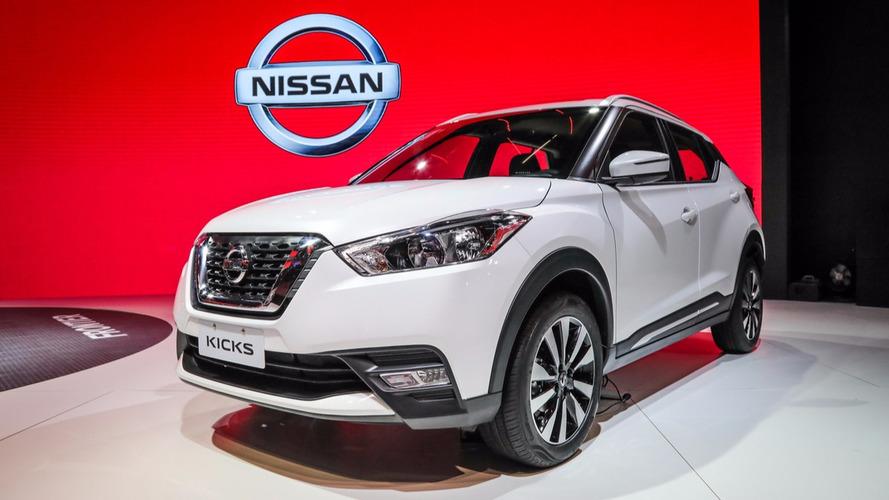 SUVs compactos mais vendidos - Kicks ameaça Renegade em março; WR-V bate Captur