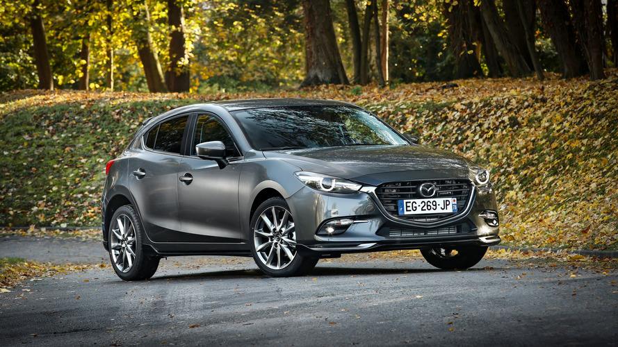 Mazda3 Impulsion - Une série limitée à environ 100 exemplaires