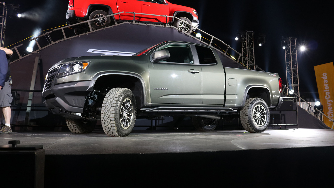 2017 Chevy Colorado ZR2