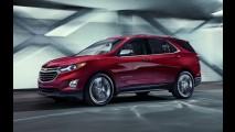 SUV do Cruze, novo Chevrolet Equinox estreia com pretensões globais e motores turbo
