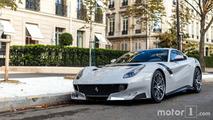 Plus belles supercars Paris octobre 2016