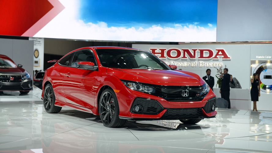 2017 Honda Civic Si Coupe And Sedan To Debut On April 6