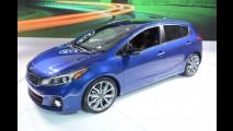 Salão de Detroit: Kia Cerato hatch é eterno prometido para o Brasil