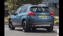 Peugeot 2008 ganha série